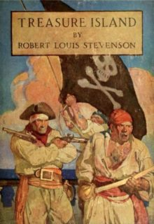 Treasure Island by Robert Louis Stevenson - most popular free ebooks