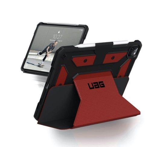 UAG iPad Pro 11 Metropolis Magma folio case