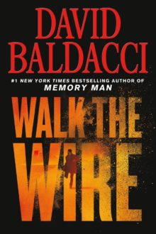 Walk the Wire by David Baldacci - best books of the year Apple iPad