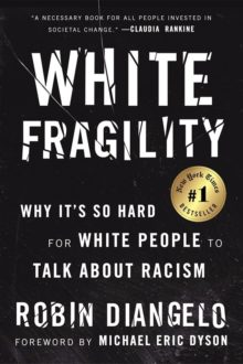 White Fragility by Robin DiAngelo - top Amazon book bestsellers 2020