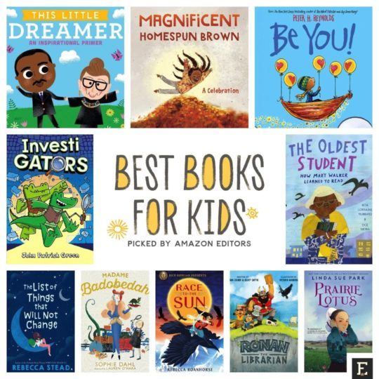 Best kids books 2020 by age