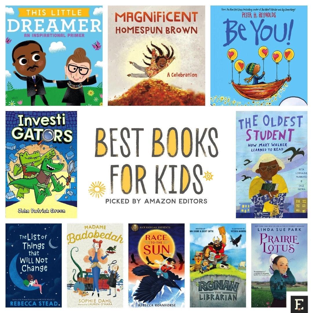 Best childrens books 2020