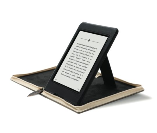 BookBook Kindle Paperwhite with kickstand