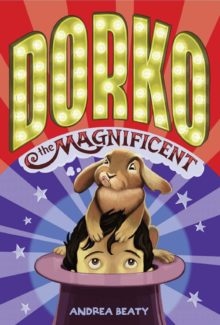 Dorko the Magnificent by Andrea Beaty - Amazon Prime books best new July 2020