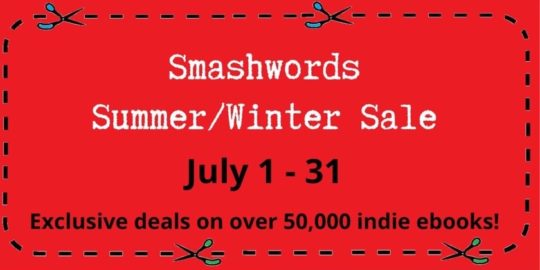 Smashwords summer winter sale 2020
