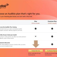 How to sign up for and use Audible Plus plan