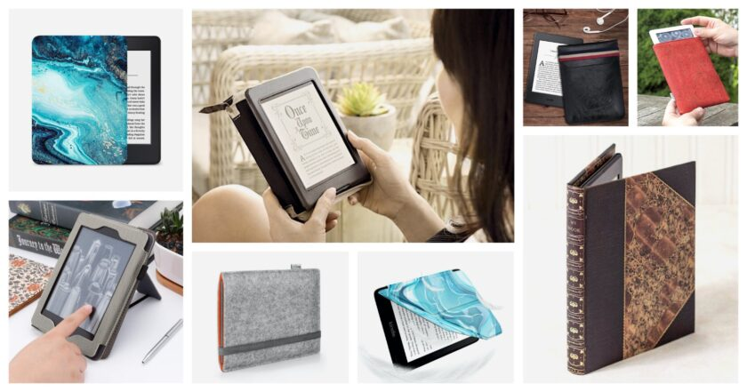 Best rated Kindle Paperwhite 4 cases sleeves