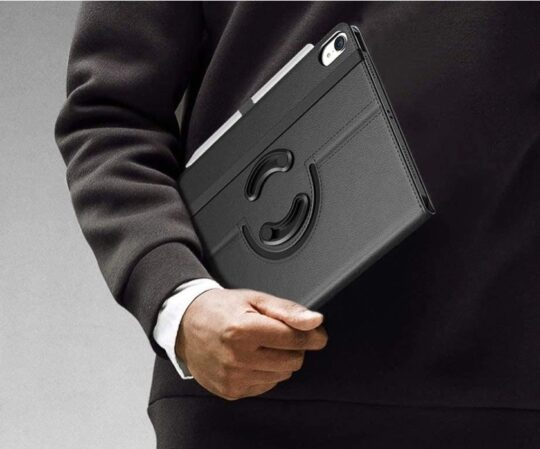 Executive 360-degree rotating iPad Air 4 stand case