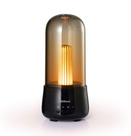 Flickering candle lamp with Bluetooth speaker - top accessories for iPad 2020