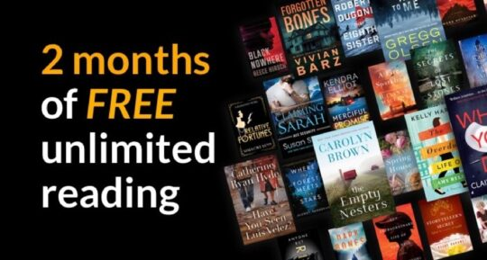 Get two months of Kindle Unlimited for free - for Prime members and non-members