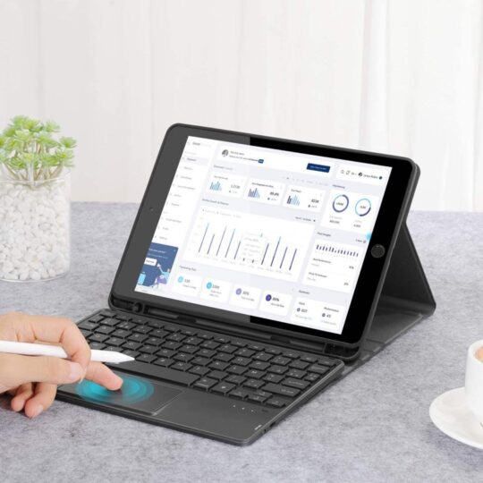 Jelly Comb trackpad keyboard for iPad 10.2