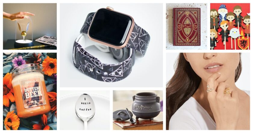 Most uncommon Harry Potter gifts accessories