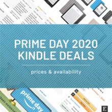 Prime Day 2020 Kindle price watch and deals