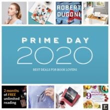 Book lovers' guide to Prime Day 2020 deals available not only for subscribers