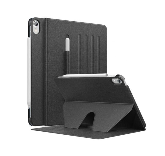 Protective executive iPad Air 4 case Apple Pencil charging