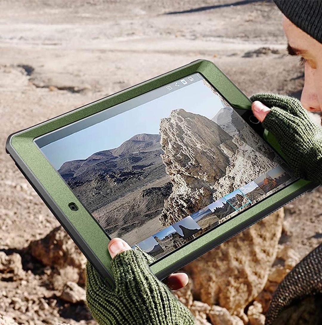Supcase iPad 10.2 2021 rugged case