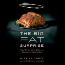 The Big Fat Surprise by Nina Teicholz - best audiobooks Audible Plus Catalog