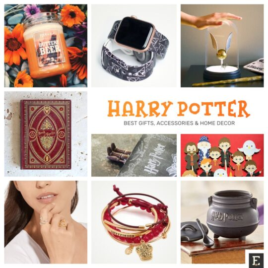 The best Harry Potter gifts decor accessories