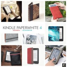 Most fashionable Kindle Paperwhite 4 cases – the 2020-21 roundup