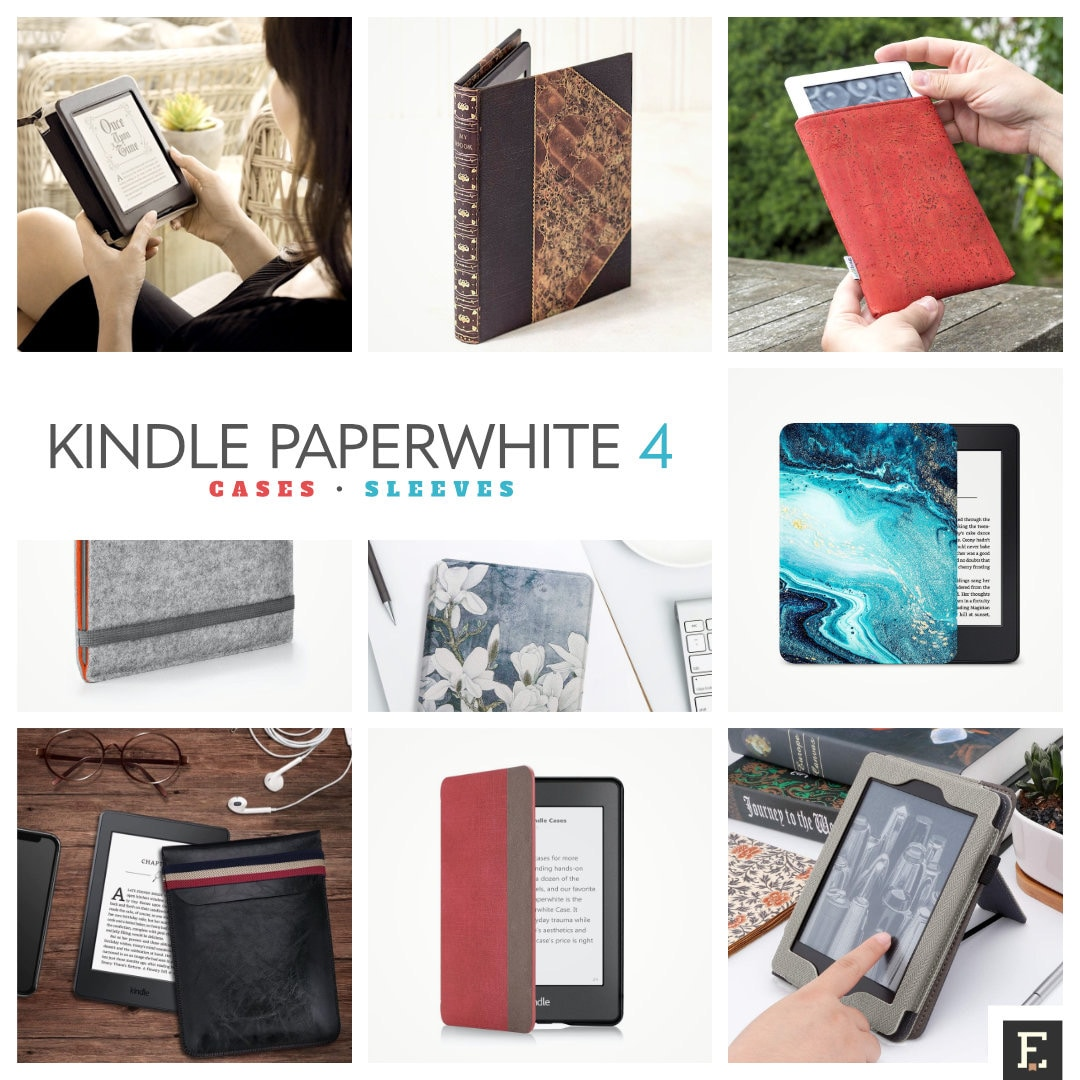 Most fashionable Kindle Paperwhite 4 cases for 2021 season