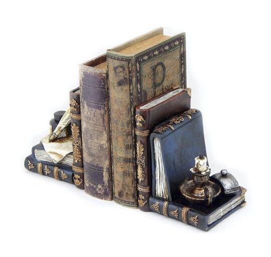Wizard bookends - Harry Potter gifts