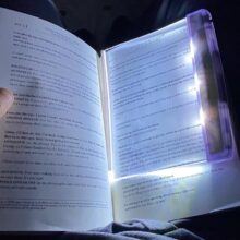 This clever device brings popular Kindle feature to paper books