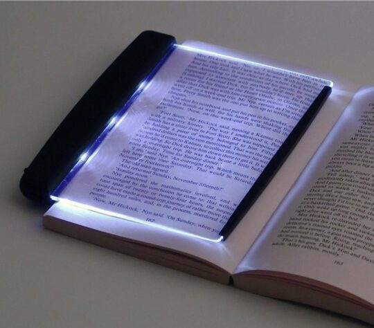WordGlo like Kindle front light