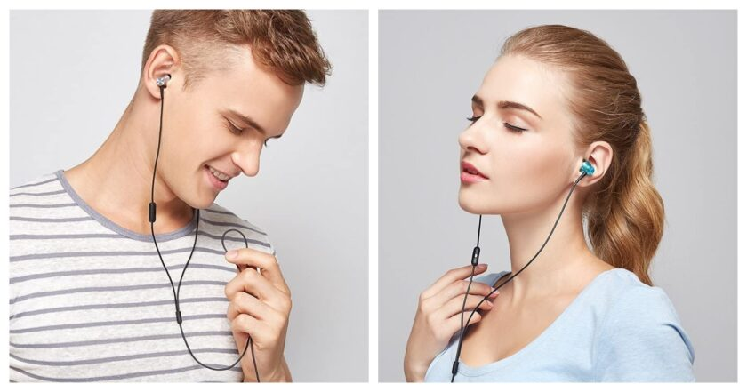 iMore fashion earphones perfect for audiobooks