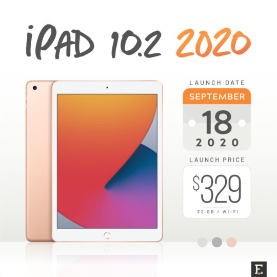 iPad 10.2 2020 benefits specs