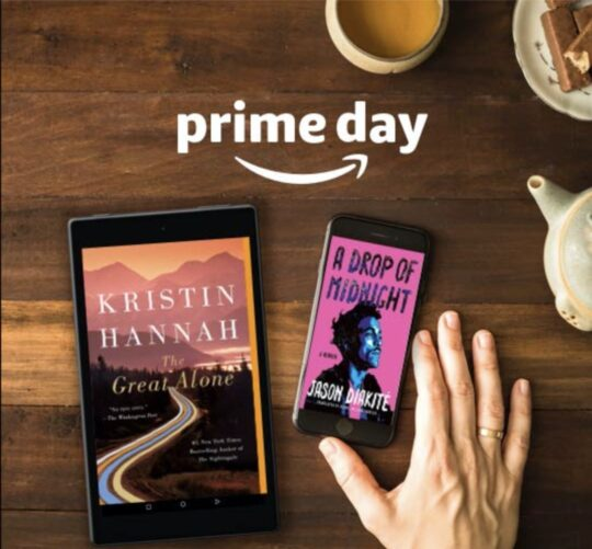 Get 3 months free of Kindle Unlimited - Prime Day 2020