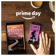 Not one but five Kindle Unlimited deals are available for Prime Day 2020