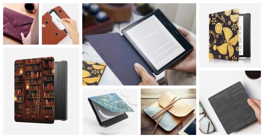 Best new Amazon Kindle Oasis cases sleeves