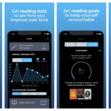 Bookly reading goals stats