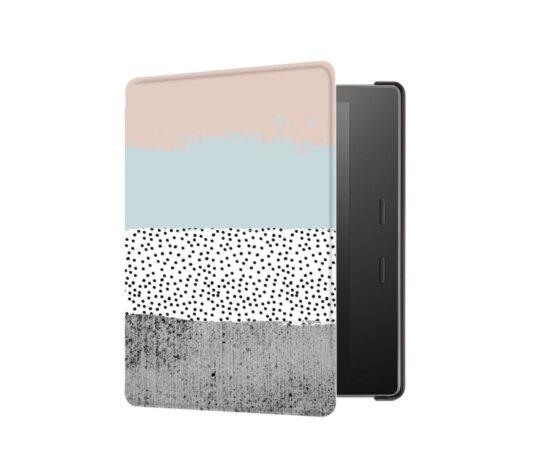 Boutique-style Amazon Kindle Oasis smart case