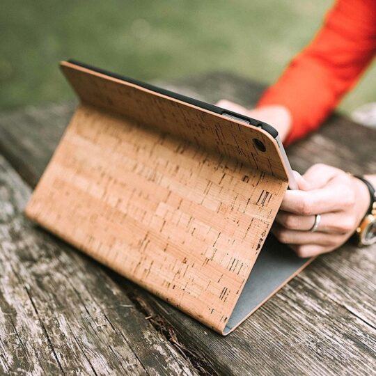 Cork folio cover Apple iPad 10.2