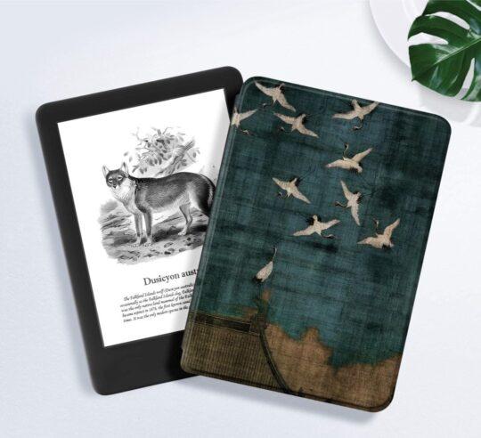 High-quality print Amazon Kindle cover