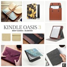 15 premium top-rated Kindle Oasis cases and sleeves, not only from Amazon