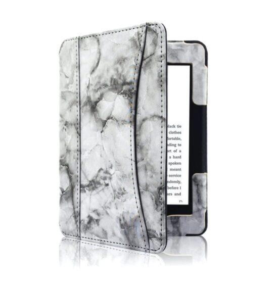 Marble style Amazon Paperwhite 4 folio cover