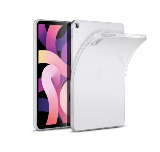 Matte translucent iPad Air 4 case