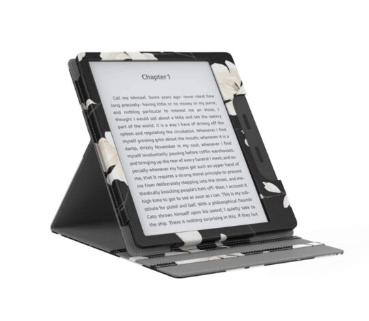 Multi-angle flip stand cover for Amazon Kindle Oasis