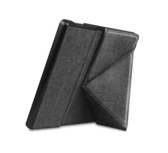 Origami-style Kindle Oasis stand cover