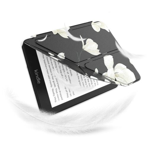 Standing origami Kindle Paperwhite 4 cover
