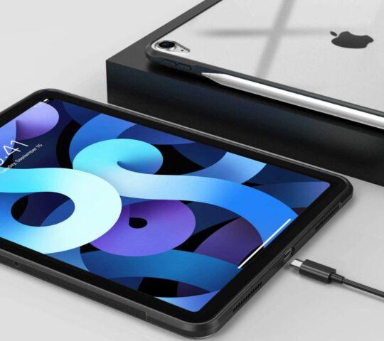 Ultra slim iPad Air 4 frame cover