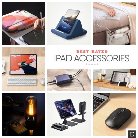 Best-rated iPad accessories 2021