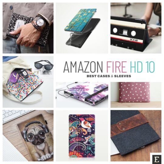 The best Amazon Fire 10-inch cases