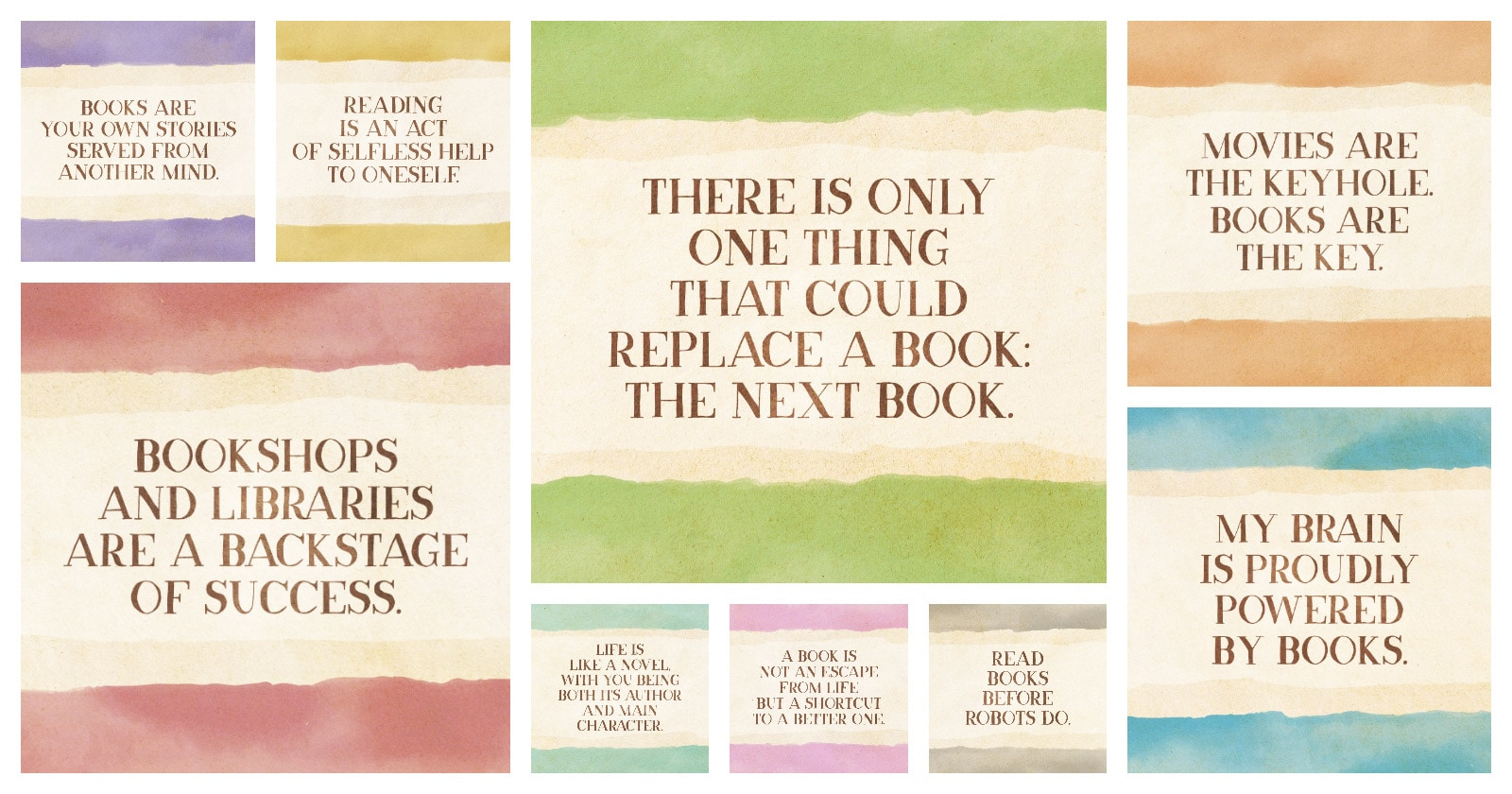 Quotes about books by Piotr Kowalczyk