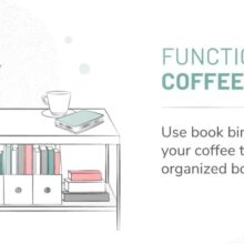 Functional and creative book displays