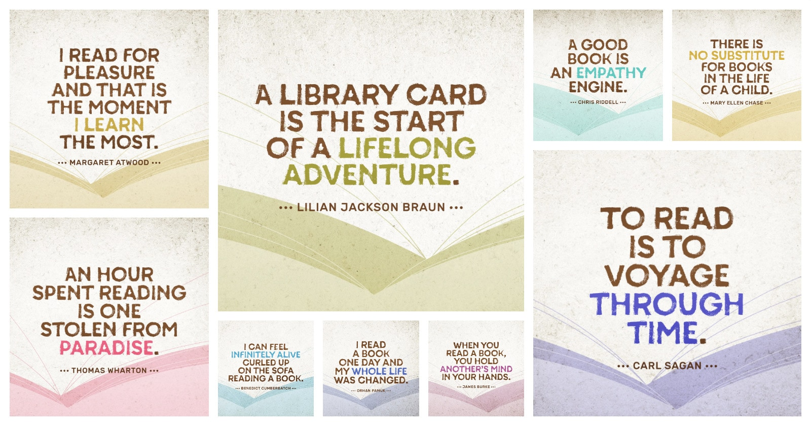 The best quotes about importance of books libraries reading images