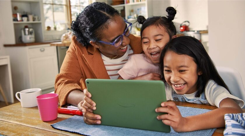 Amazon Fire 11th-generation 2021 for the whole family