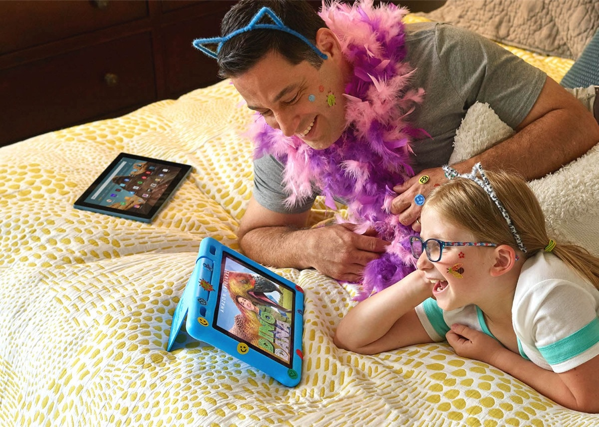 Best Amazon Fire to read with kids